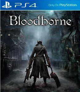 Jogo Bloodborne - PS4 - Seminovo