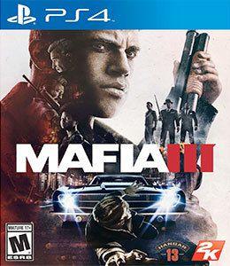 Jogo Mafia III - PS4 - Novo