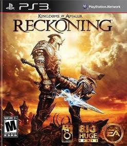 Jogo ReckoNing King Of Amalur - PS3 - Seminovo