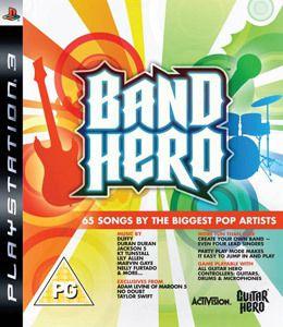 Jogo Band Hero - PS3 - Seminovo