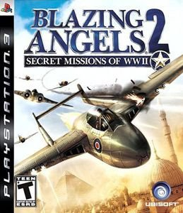 Jogo Blazing Angels 2 Secret Mission Of WWII- PS3 - Seminovo
