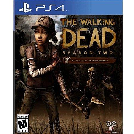 Jogo The Walking Dead Season Two - PS4 - Seminovo