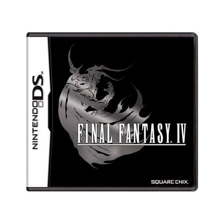 Jogo Final Fantasy IV- Nintendo DS - Seminovo
