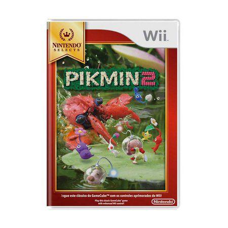Jogo PikMin 2 - Wii - Seminovo