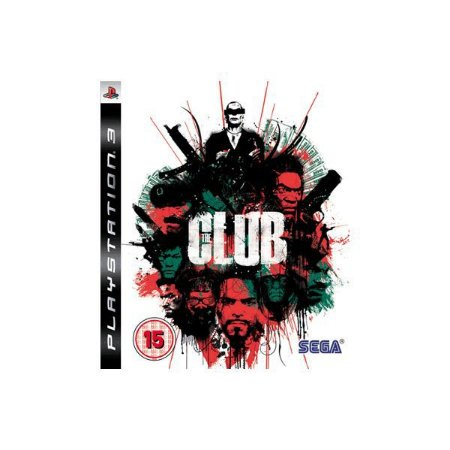 Jogo The Club - PS3 - Seminovo