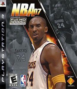Jogo NBA07 - PS3 - Seminovo
