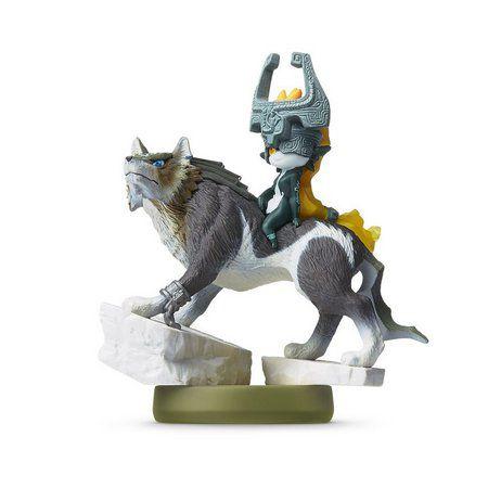 Nintendo Amiibo: Wolf Link - The Legend Of The Zelda - Wii U, New Nintendo 3DS