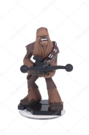 Disney Infinity Star Wars - Chewbacca