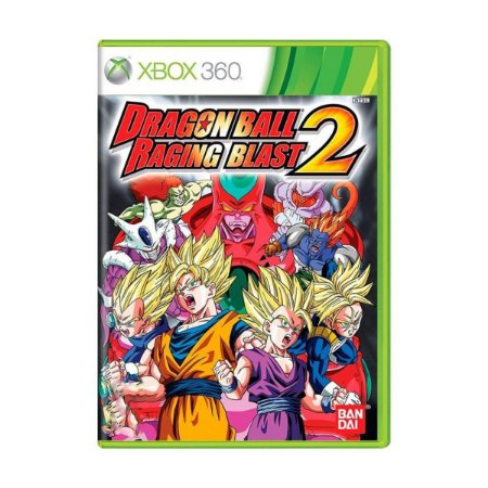 Jogo Dragon Ball Racing Blast 2 - Xbox 360 - Seminovo