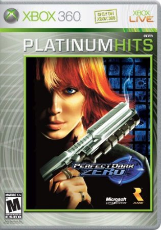 Jogo Perferct Dark Zero - Xbox 360 - Seminovo