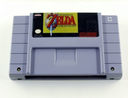 Jogo The Legend of Zelda: A Link to The Past - SNES - Seminovo
