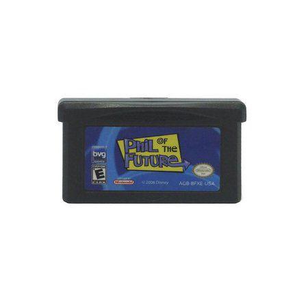 Jogo Phil Of The Future - Game Boy Advanced - Seminovo