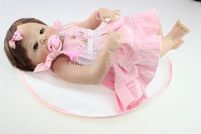 Boneca e Bebe Reborn Victória Promoção Especial