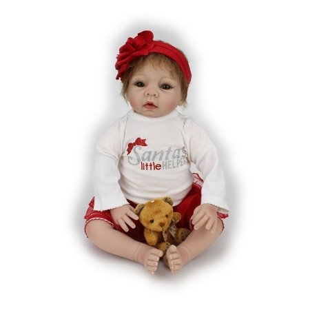 Boneca Reborn Natani Super Oferta