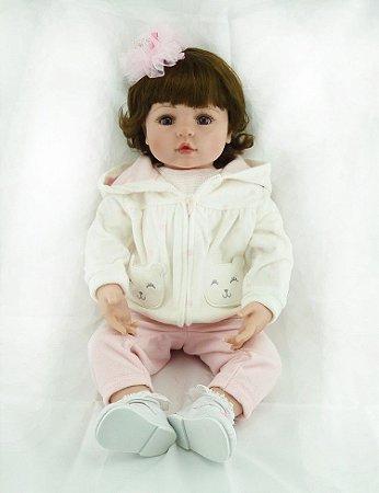 Boneca Reborn Amanda Oferta Especial