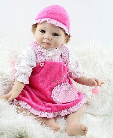 boneca Reborn Mariana Super Oferta