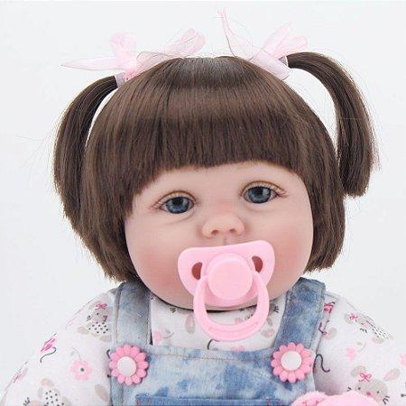 Boneca Bebe Reborn Ruby