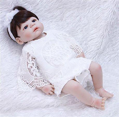 Bebe Reborn Em Silicone Mayla