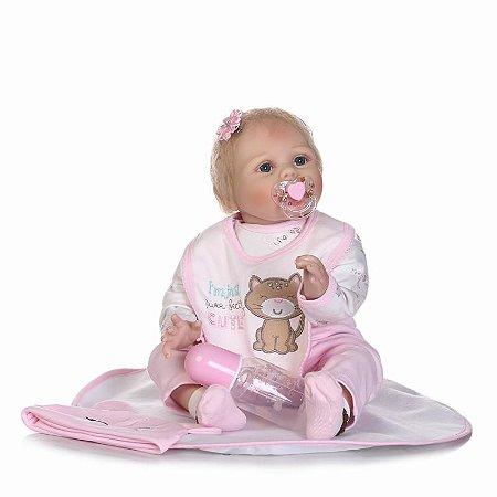 Bebe Reborn Aline