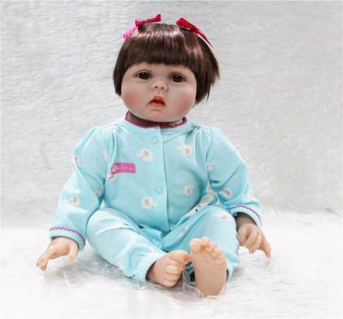 Bebe Reborn Pamela Promoção