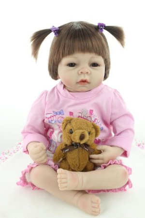 Bebe Reborn Maysa Pronta Entrega