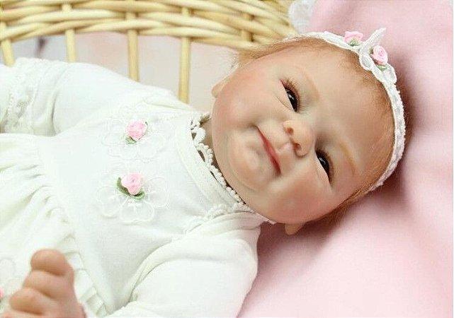 Boneca Bebe Reborn R05
