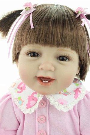Boneca Bebe Reborn R07