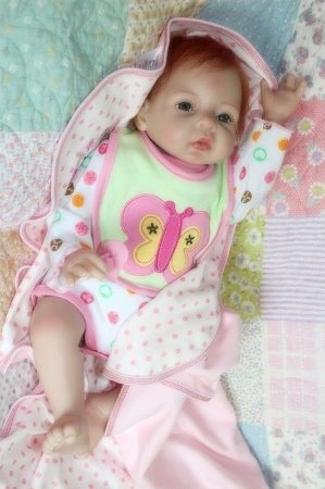 Boneca Bebe Reborn R17