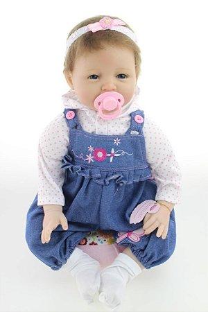 Boneca Bebe Reborn R21