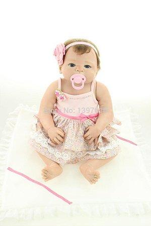 Bebe Reborn Vivi Promoção Fantástica
