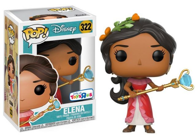 Elena #322 Toys R Us