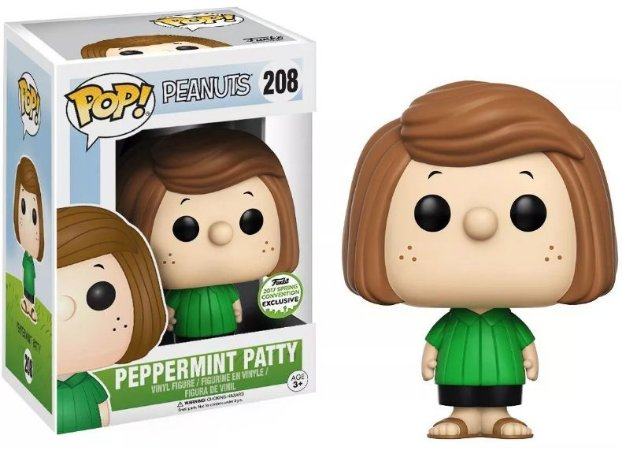 Peppermint Patty - ECCC