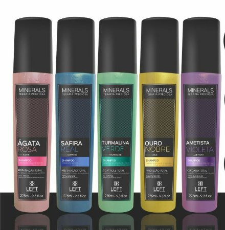 shampoo+Condicionador Minerals 275ml Left