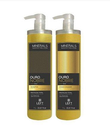 shampoo+Condicionador Minerals 1L Left Cosméticos