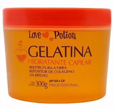 Máscara Hidratante Gelatina Capilar Love Potion 300g