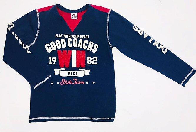 Camiseta Infantil Menino Good
