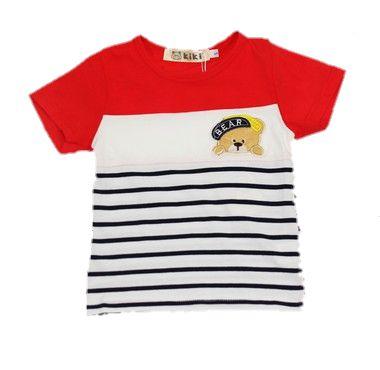 Camiseta Infantil Menino Bear