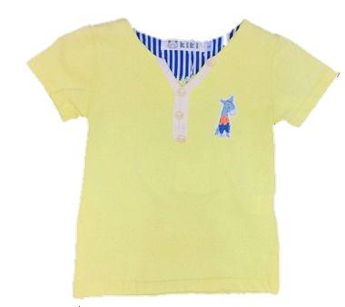 Camiseta Infantil Menino  Colorida