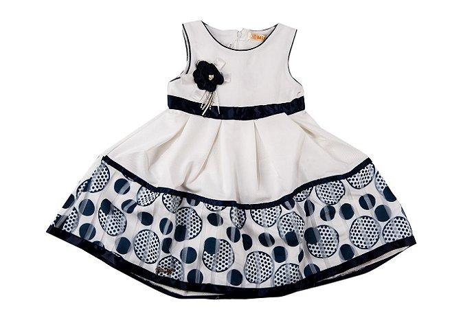 Vestido Infantil Menina com Bolero