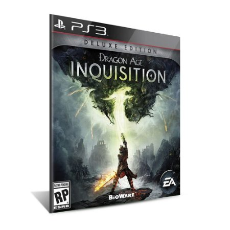 Dragon Age™: Inquisition Deluxe Edition - Mídia Digital - Playstation 3