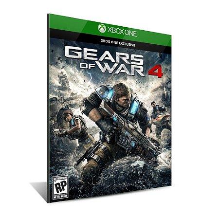 Gears of War 4 -Mídia Digital - XBOX ONE