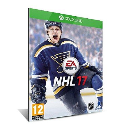 NHL 17 - Mídia Digital - XBOX ONE