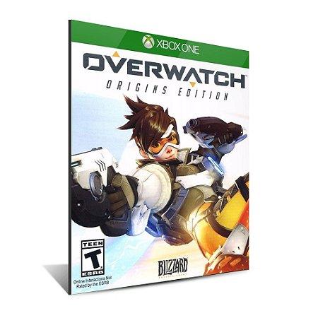 OVERWATCH Origins Edition- Mídia Digital - XBOX ONE