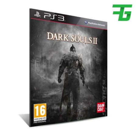 Dark Souls Il 2 - Mídia Digital - Playstation 3