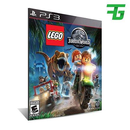 Lego Jurassic World - Mídia Digital - Playstation 3