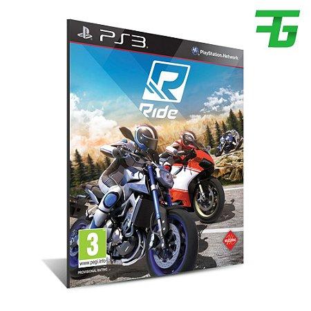 Ride -Mídia Digital-Playstation 3