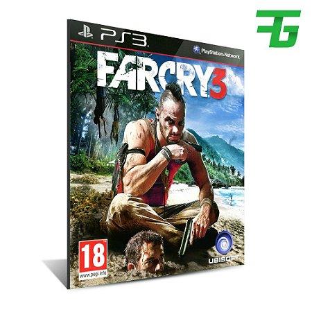Far Cry 3- Mídia Digital- Playstation3
