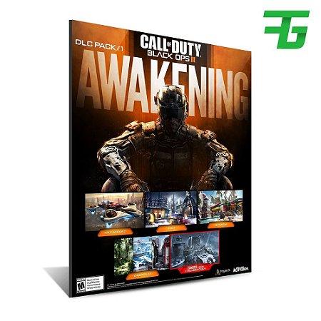 Dlc Apocalypse - Call Of Duty Black Ops 2 Ii Ps3 - Mídia Digital - Playstation 3