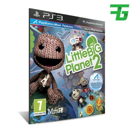 Littlebigplanet 2-Mídia Digital - Playstation 3