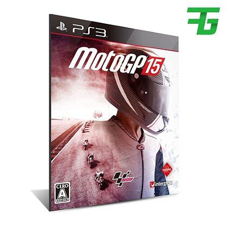 Moto Gp 15 - Mídia Digital - Playstation 3